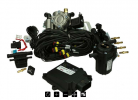 LPG FRONT KIT Compl. with AEB ELECTRONIC SET