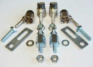 Gasoline Injector Bosch Adapter Set 4 Cyl. 2 O- Rings -5mm Tube