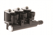 IG5 Noumea 2 OHM 3 Cyl. Set - New Silent Version (max. 150 HP / 15-50HP/Cyl.)