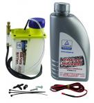 Complete Valve Saver System with 1L Oil / Level indicator and square container