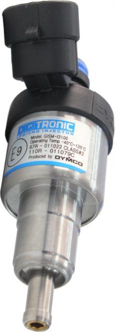 DIGITRONIC BLUE ( DYMCO i3300) Prof. Injector single hose type 50HP (1,7 Ohm)