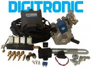 AEB 2/3/4 Cyl. MP32 DIGITRONIC MINIKIT, Frontkit with ALASKA, AEB I-Plus 4 Cyl.